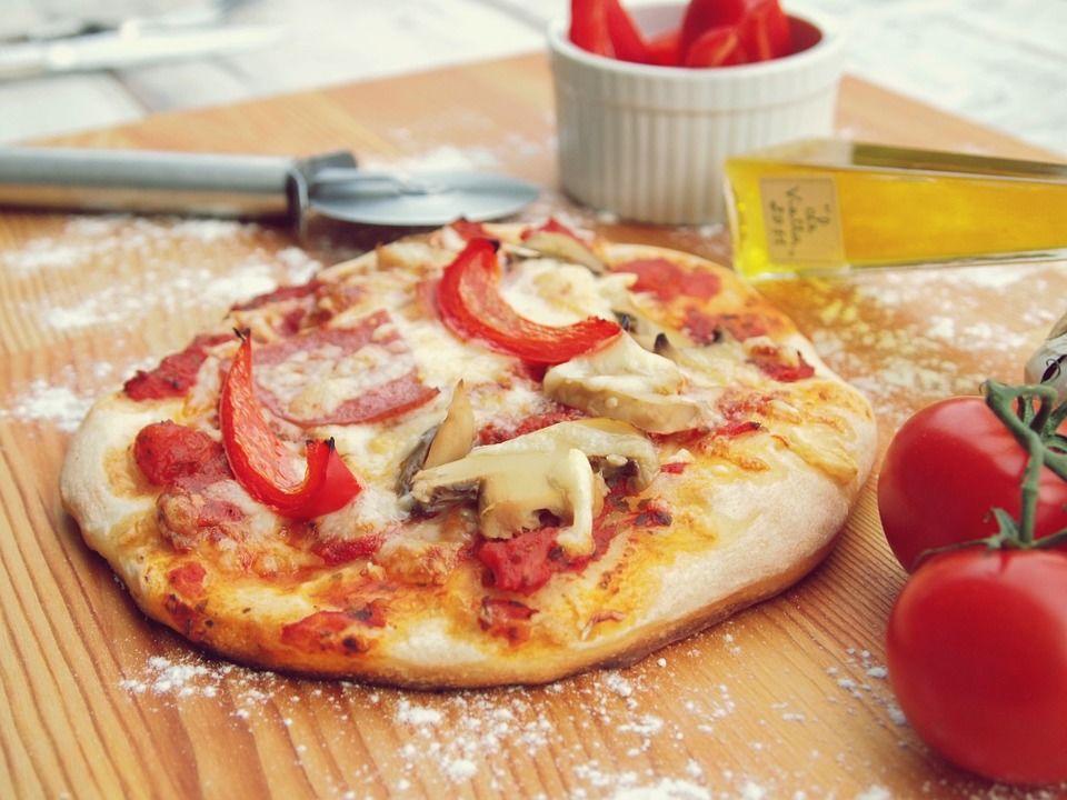 Langkah-langkah memasak pizza toflen