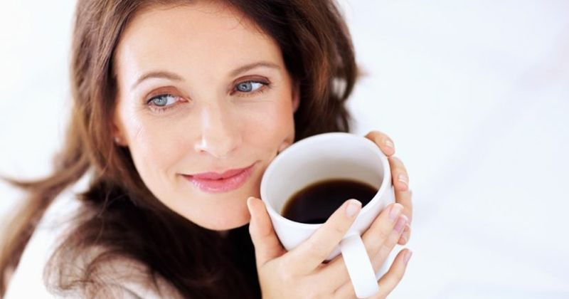 1. Kurang bahagia kalau belum minum kopi