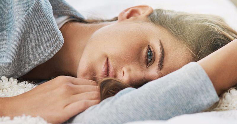 7. Kalau benar-benar tidak bisa tidur, mengkondisikan diri tetap tenang