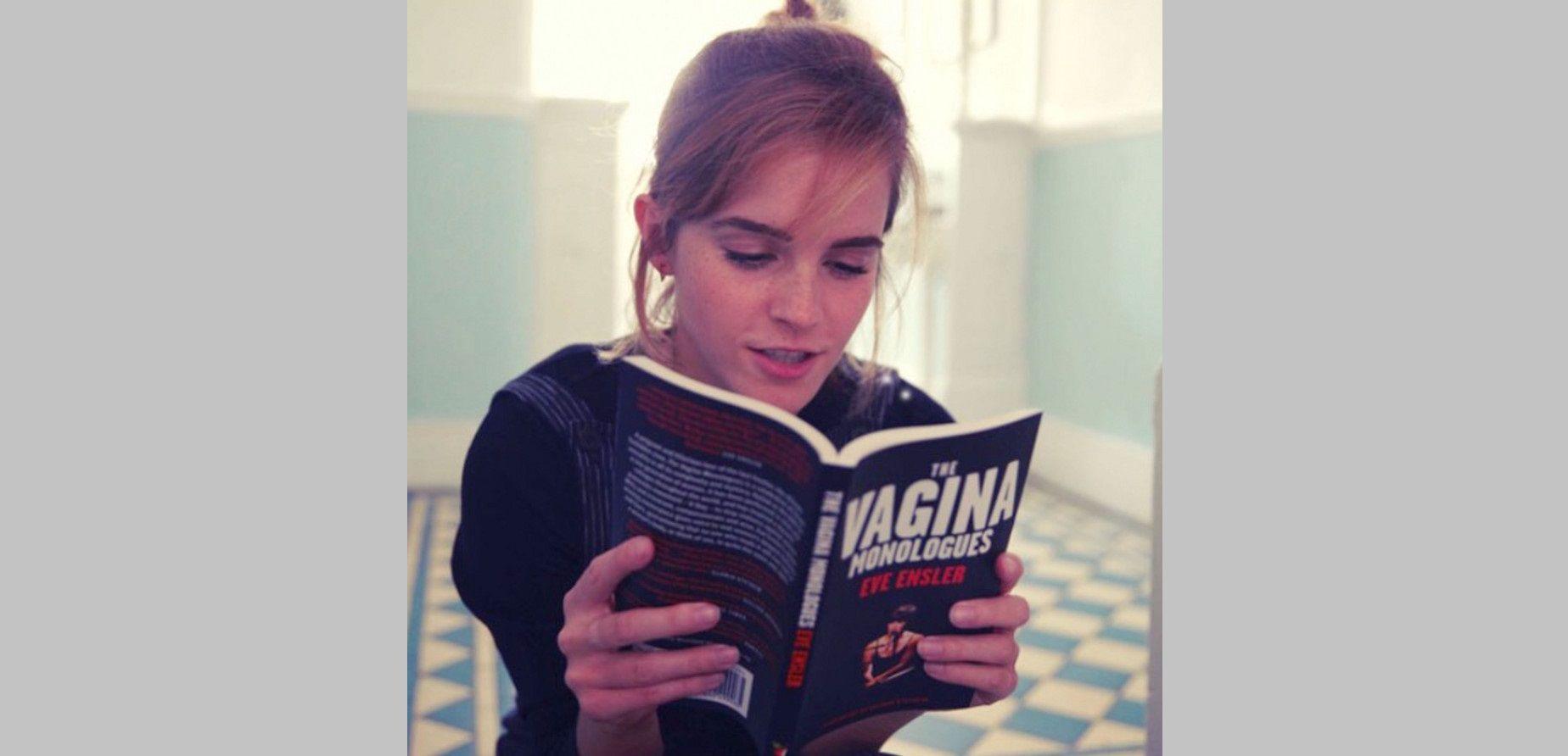 3. Emma Watson The Vagina Monologues
