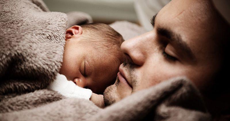 2. Akrab dekat si Bayi
