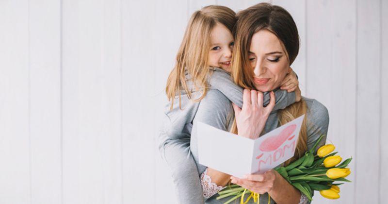 6. Angkat perasaan anak mama