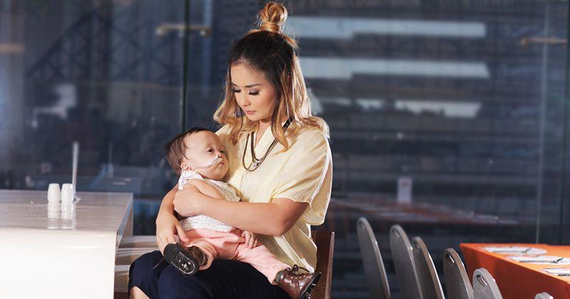 6. Bagaimana keadaan baby Zio pasca dilahirkan
