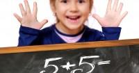 5 Cara Unik Bikin Anak Suka Matematika