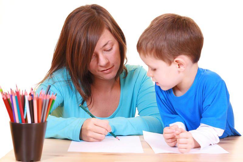 5. Bimbing proses belajar si Kecil