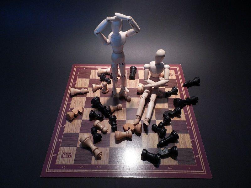6. Hindari sikap kompetitif berlebihan