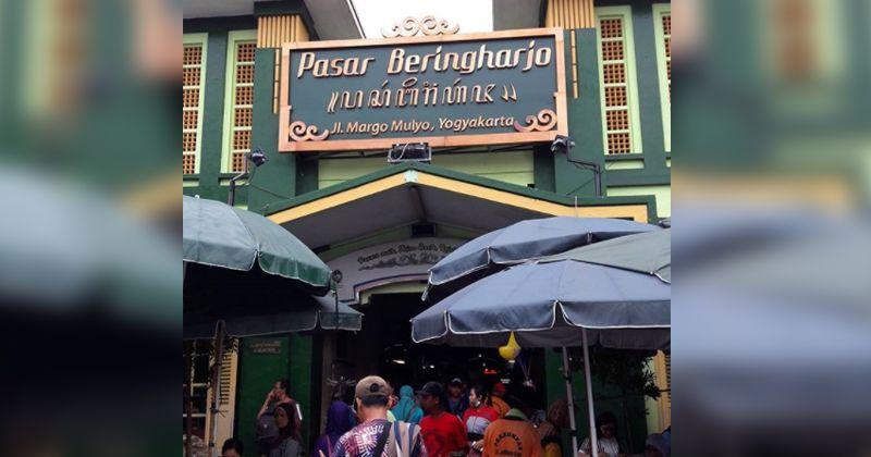 7. Pasar Beringharjo