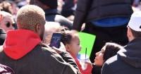 Keluarga West Turut dalam Unjuk Rasa March For Our Lives