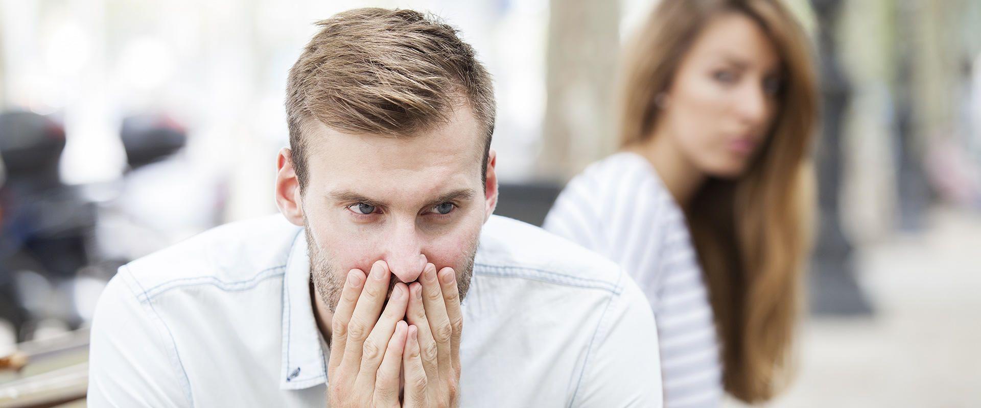 3. Mimpi pasanganmu berselingkuh