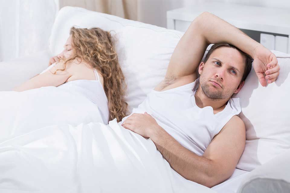 5. Perubahan dalam kehidupan seks kalian