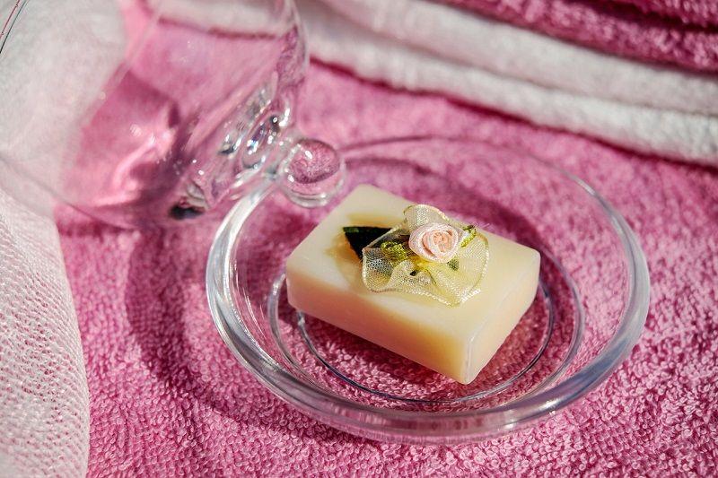 5. Uji kehamilan sabun