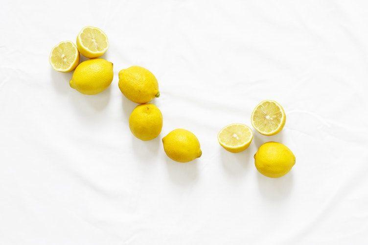 4. Lemon cengkeh