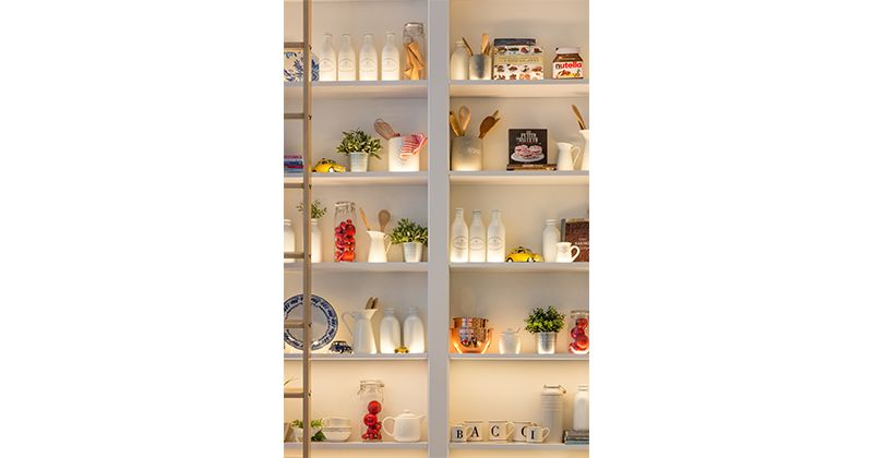 4. The Pantry