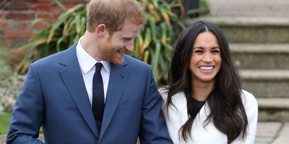 Pertemuan pertama Meghan Markle Pangeran Harry