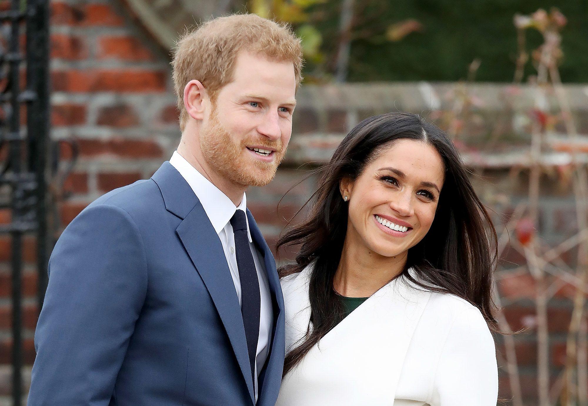 Resmi Menikah, Ini Kisah Romansa Meghan Markle Pangeran Harry