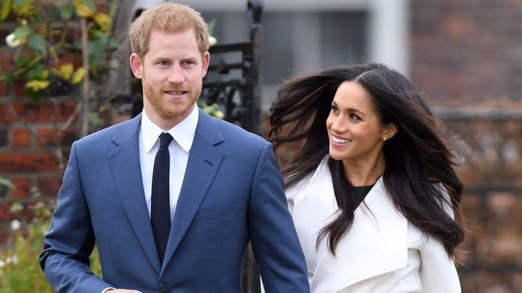 Gaya pacaran jarak jauh Meghan Markle Pangeran Harry