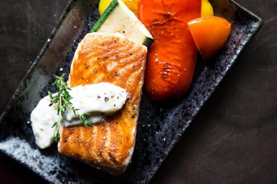 3. Enak Makanan berprotein tinggi baik dikonsumsi saat awal kehamilan