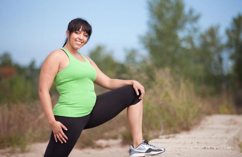 7. Jaga berat tubuh