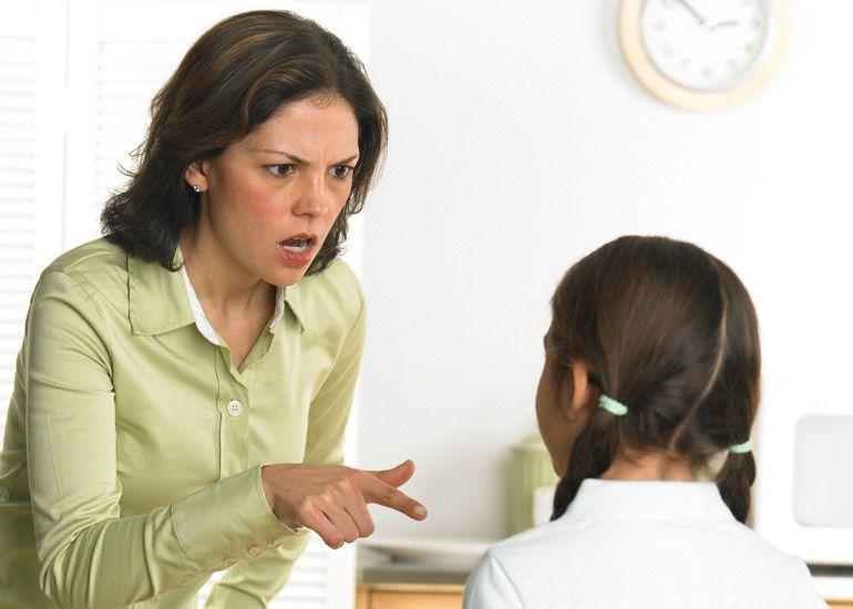 5. Anak tidak teratur sulit disiplin