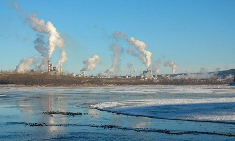 1. Arsenik melalui pencemaran udara