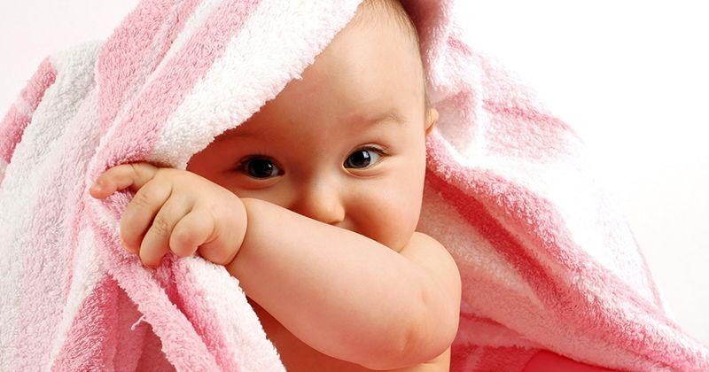 Alasan Bayi Perlu Handuk Khusus
