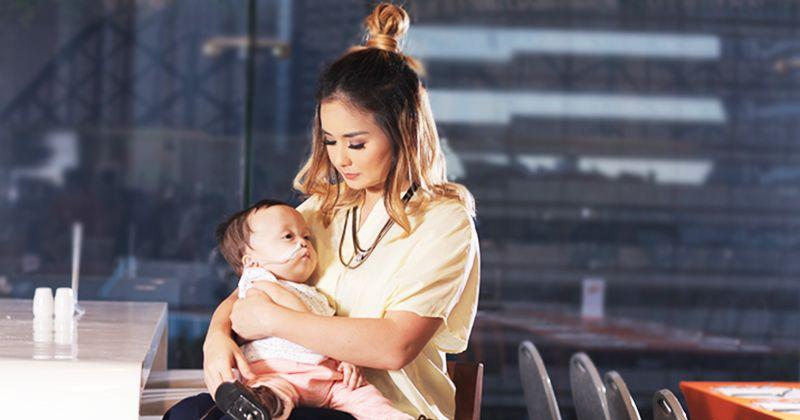 3. Baby Zio sempat dirawat usia 3 bulan