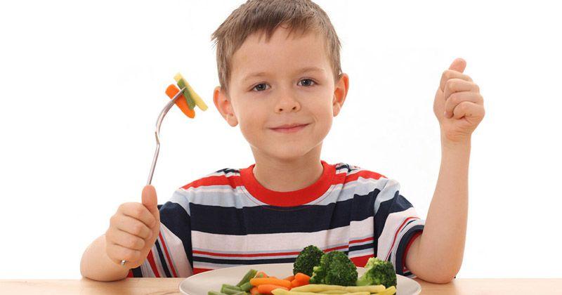 4. Makanan organik