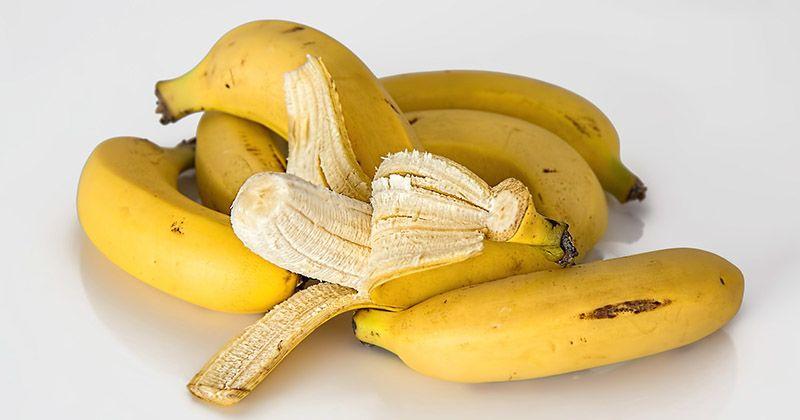 4. Minyak alami dari pisang
