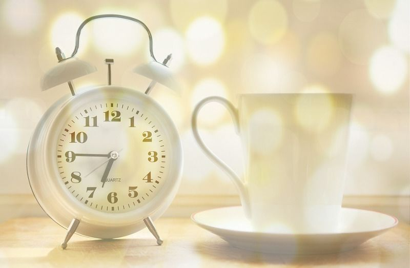 1. Perhatikan waktu berjemur