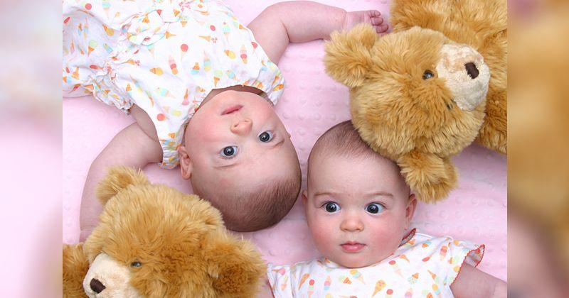 7. Foto saat si Kecil bersama anak lain
