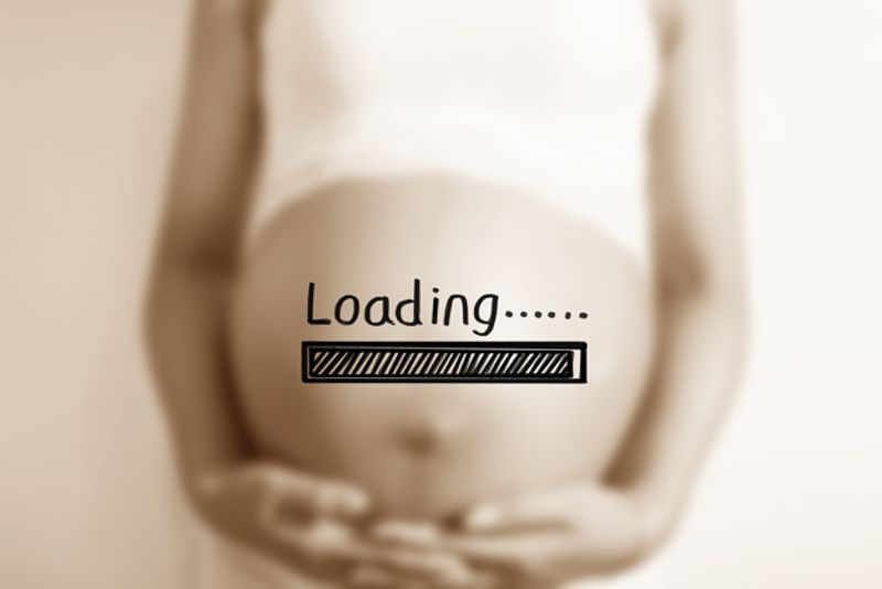3.Trimester ketiga (27 minggu hingga akhir kehamilan)