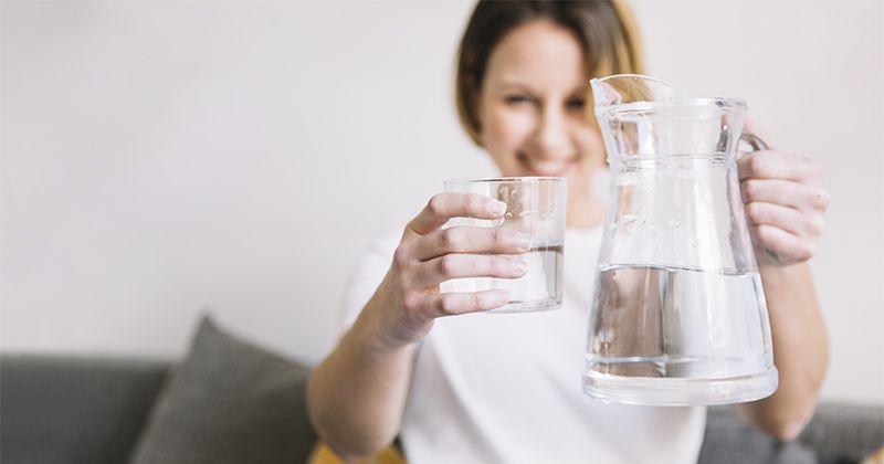 2. Mencegah dehidrasi