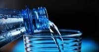 1. Minum segelas air