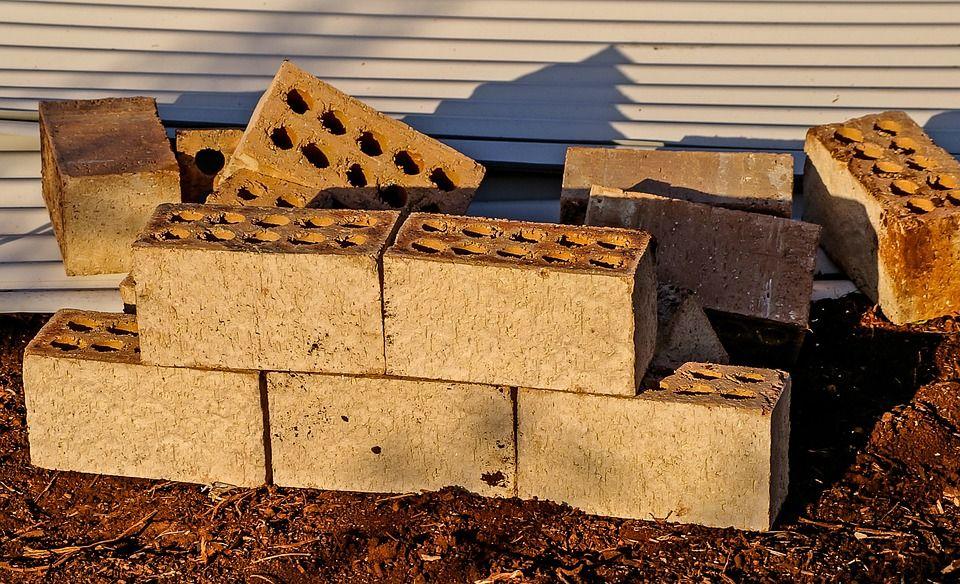 7. Penggunaan batu bata