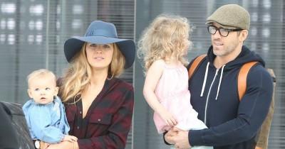 Yuk, Simak 7 Nasihat Mengasuh Anak dari Blake Lively dan Ryan Reynolds