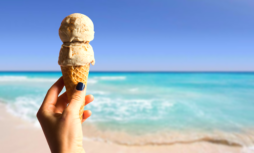 Kenapa terlalu sering makan es krim bisa menyebabkan permasalahan tenggorokan