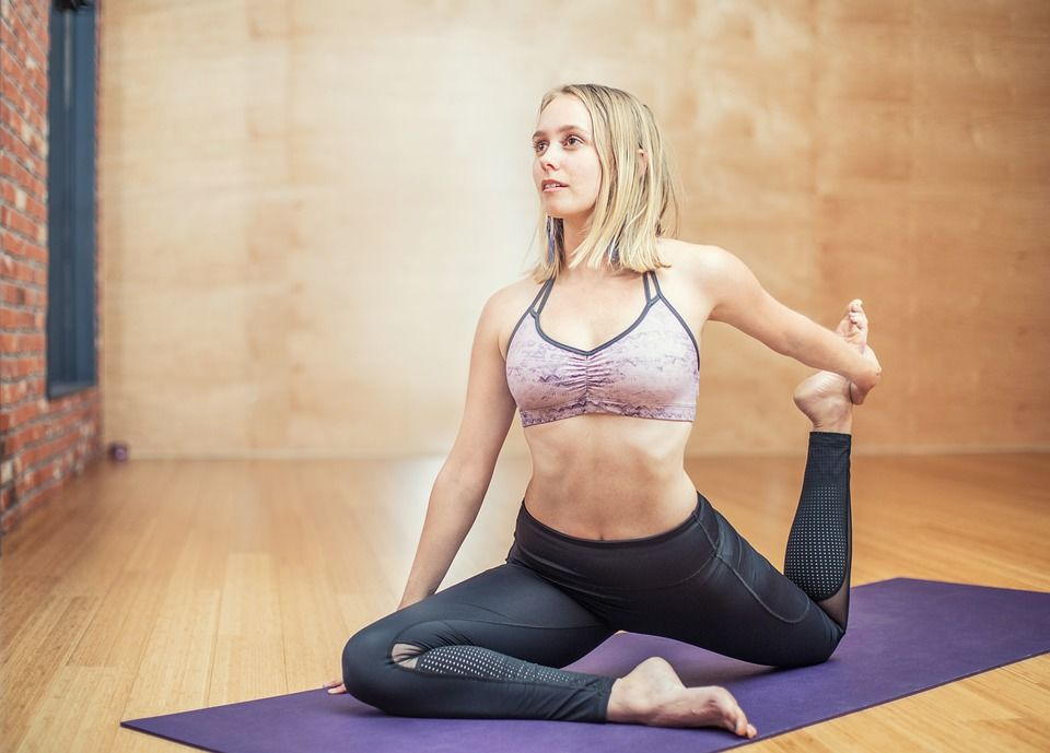 4. Memakai celana dalam salah berolahraga