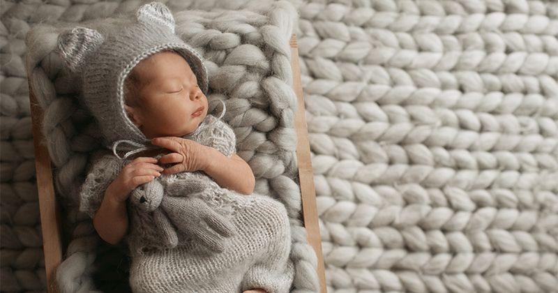5. Jauhkan bayi dari pemicu kaget