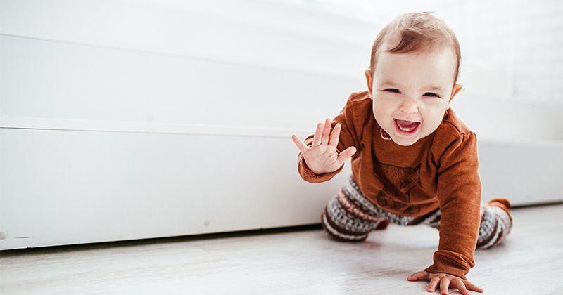 5. Pilih baju bayi mudah perawatannya
