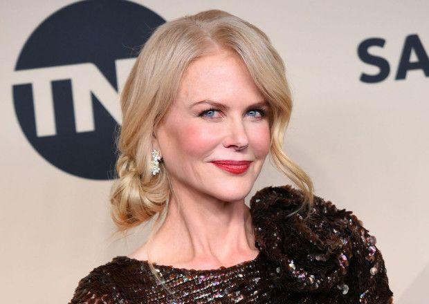 5. Nicole Kidman mendapatkan mukjizat