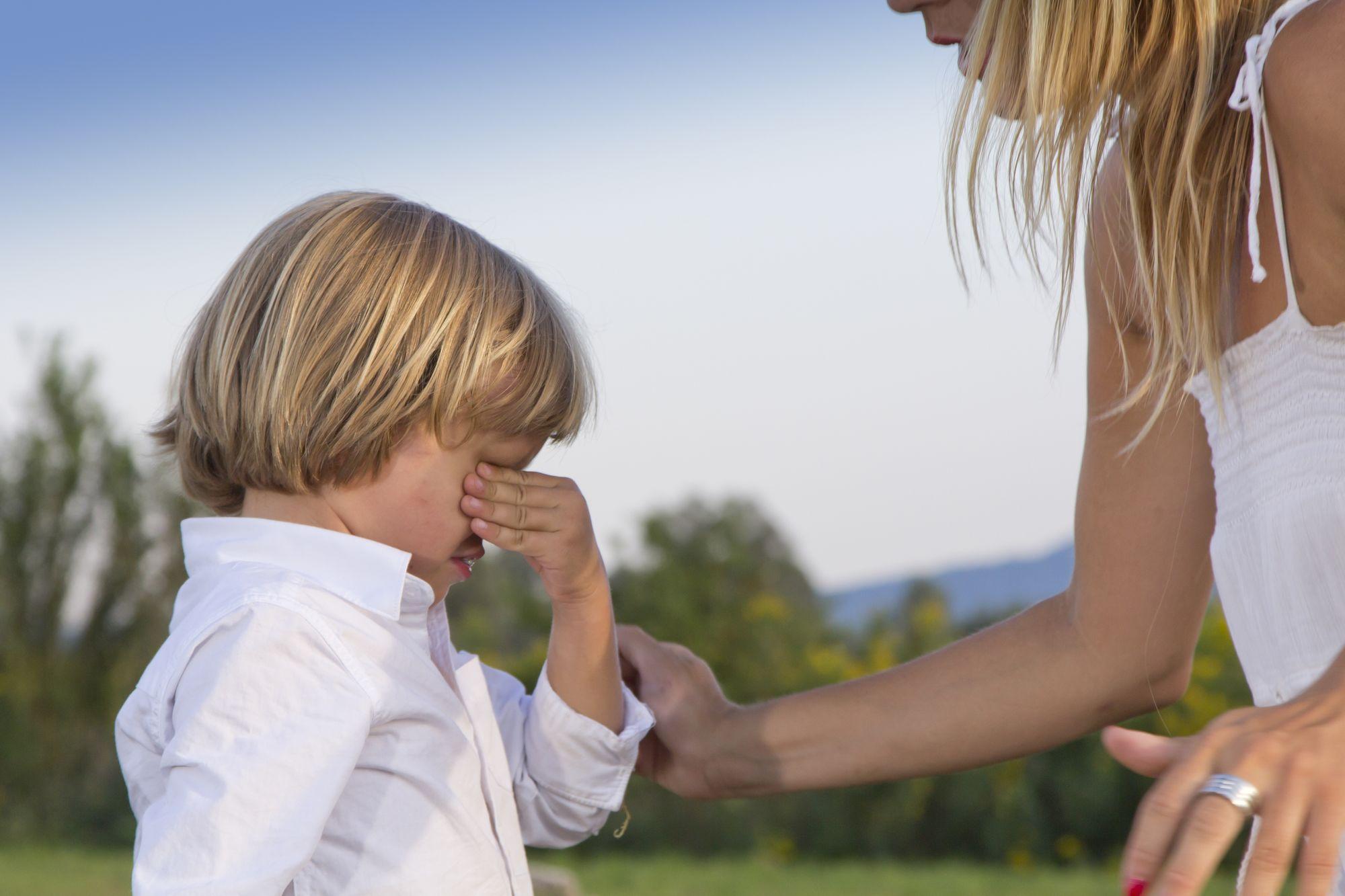 1. Mengikuti mood orangtua sedang buruk