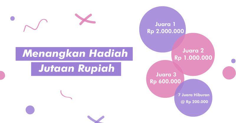3. Menangkan Hadiah Jutaan Rupiah Popmama.com Blog Review Competition