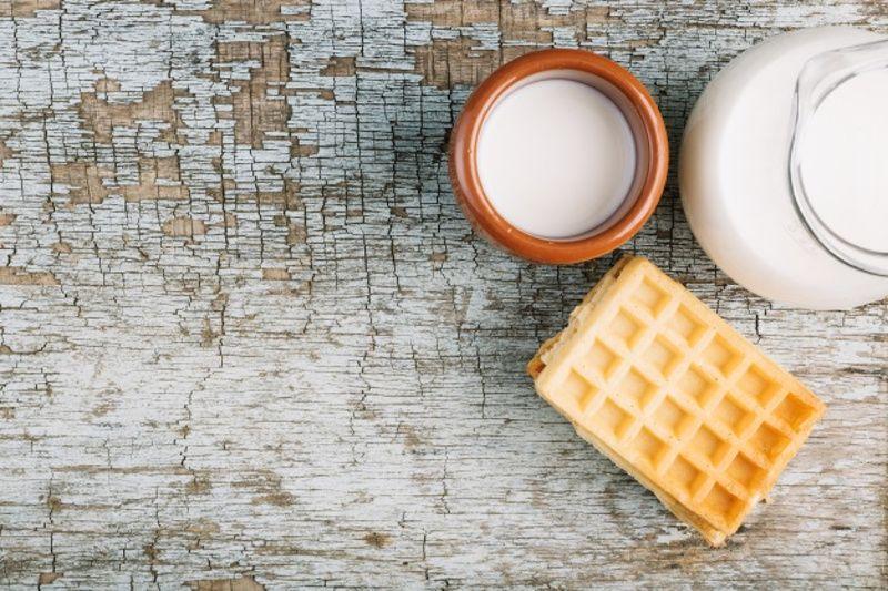 7.Produk susu mentah