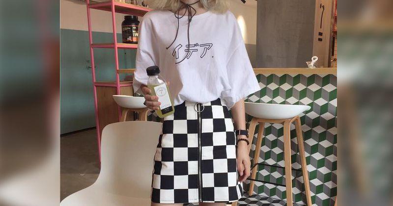 7. Checkered