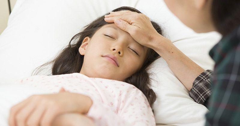 Waspada Ini 5 Penyakit Paling Sering Diidap Anak Sekolah