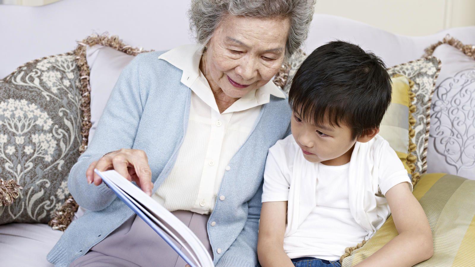3. Si Kecil sulit membaca menulis