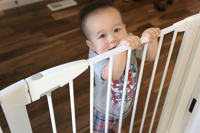 Pastikan Memasang Pagar Pengaman Bayi Benar