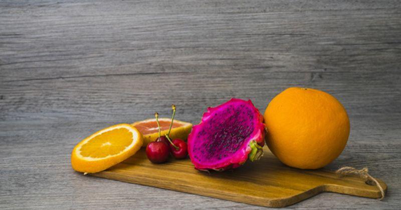 5. Ada keuntungan dari buah naga kaya vitamin C