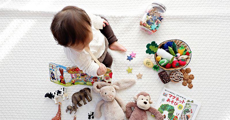 4. Mainan bisa bangkitkan imajinasi anak