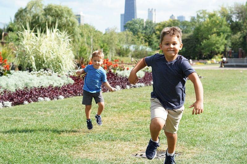 4. Outdoor activity